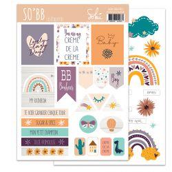 SO'BB - SOKAI- Label board 1