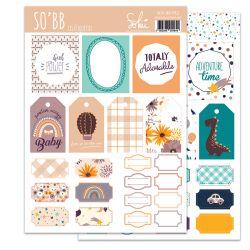 SO'BB - SOKAI- Label board 2