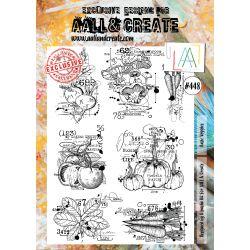 AALL and Create Stamp Set -448