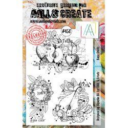 AALL and Create Stamp Set -450