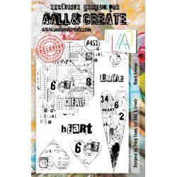 AALL and Create Stamp Set -453
