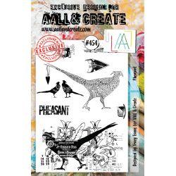 AALL and Create Stamp Set -454