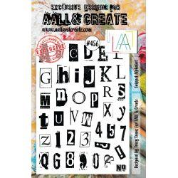 AALL and Create Stamp Set -456