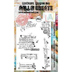 AALL and Create Stamp Set -457