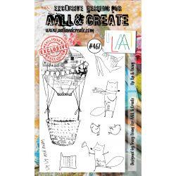 AALL and Create Stamp Set -467