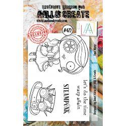 AALL and Create Stamp Set -472
