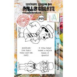 AALL and Create Stamp Set -474