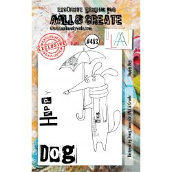 AALL and Create Stamp Set -483