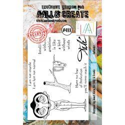 AALL and Create Stamp Set -488