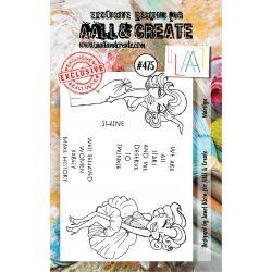 AALL and Create Stamp Set -475