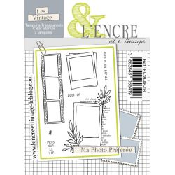 Clear Stamp - Favorite Pictures - L'Encre et l'Image