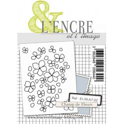 Clear Stamp - Flower Meadow - L'Encre et l'Image