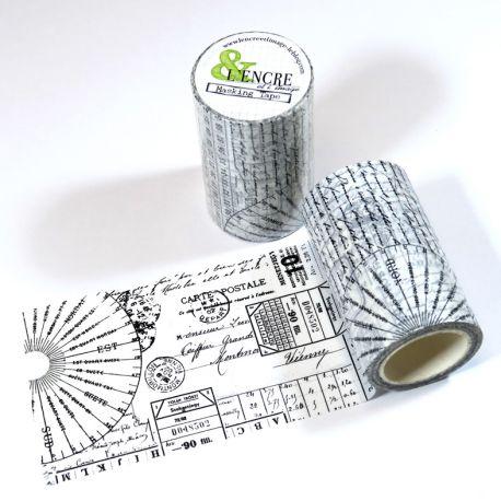 Masking Tape XXL 03- L'Encre et l'Image