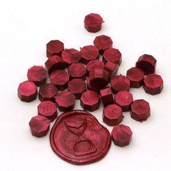 Beads of wax Aubergine - DIY and Cie