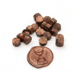 Beads of wax Copper - DIY and Cie