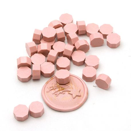 Beads of wax Pink - DIY and Cie