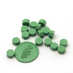 Pastilles de cire Vert layette - DIY and Cie