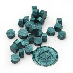 Beads of wax Petrole nacré - DIY and Cie