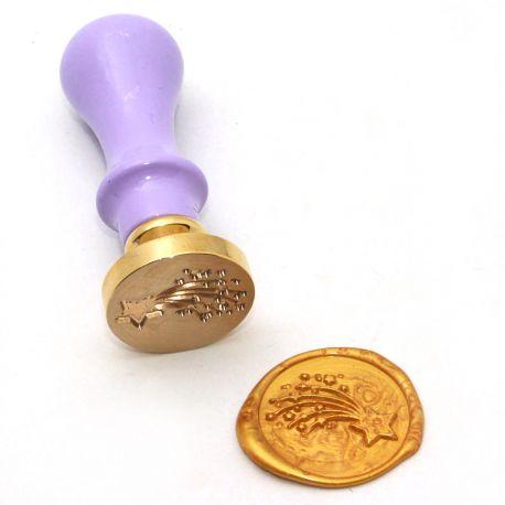Head brass Etoile filante - DIY and Cie