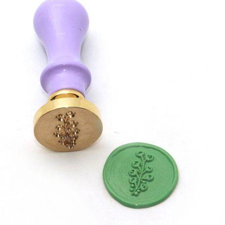 Head brass Fleur de coton - DIY and Cie