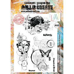 AALL and Create Stamp Set -449