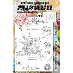 AALL and Create Stamp Set -451