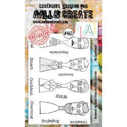 AALL and Create Stamp Set -463