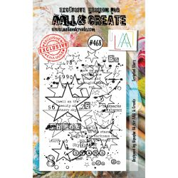 AALL and Create Stamp Set -468