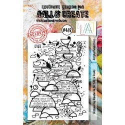 AALL and Create Stamp Set -469