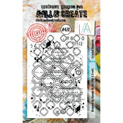 AALL and Create Stamp Set -470