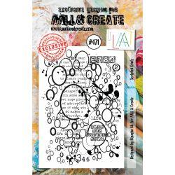 AALL and Create Stamp Set -471
