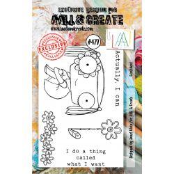 AALL and Create Stamp Set -479