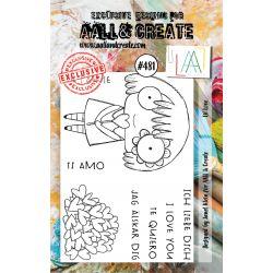 AALL and Create Stamp Set -481