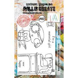 AALL and Create Stamp Set -482