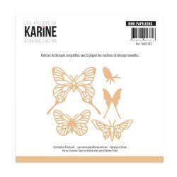 Dies  Bienvenue chez moi Mini papillons -Les Ateliers de Karine