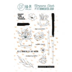 Clear stamps Plaisirs simples - HA PI Little Fox