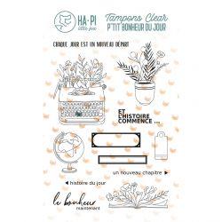 Clear stamps Histoire du jour - HA PI Little Fox