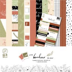 P'tit bonheur du jour collection kit - HA PI Little Fox