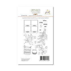Tampons Transparent - PaperNova Design