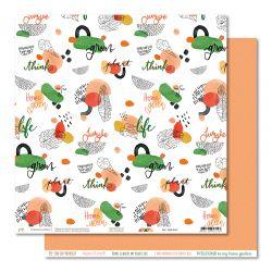 Papier Greenhouse 2 - PaperNova Design