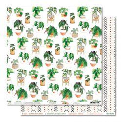 Papier Greenhouse 3 - PaperNova Design