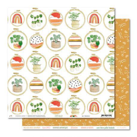 Paper Greenhouse 5 - PaperNova Design