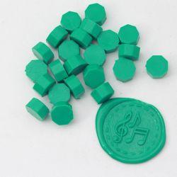 Pastilles de cire Vert turquoise - DIY and Cie