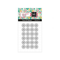 Clear stamps SO'BLOOM 'Fond SO'Bloom' - SOKAI