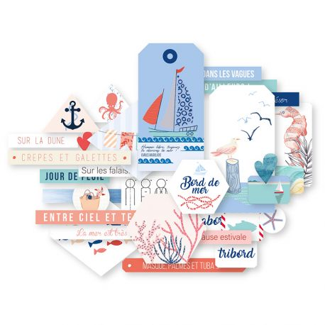 A contre courant -  Die Cuts