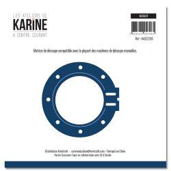 Die A contre courant Hublot -Les Ateliers de Karine