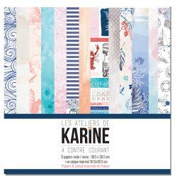 A contre courant collection - Les Ateliers de Karine