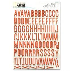 A contre courant -Alphabet