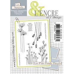 Clear Stamp - Flourish Garden - L'Encre et l'Image