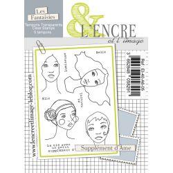 Tampon clear - Supplément d'Ame - L'Encre et l'Image